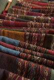Cloth with Traditional Designs and Colors from Natural Dyes Photographic Print by Beth Wald