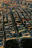 Berlin Including the Brandenburg Gate, Pariser Platz, and Unter Der Linder Strasse Photographic Print by Marcello Bertinetti