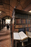 Merton College Library, a World-Class Research Facility Since 1589 Photographic Print by Jim Richardson