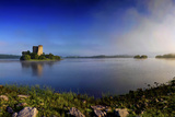 Cloughoughter Castle on Lough Oughter in County Cavan, Ireland Photographic Print by Chris Hill