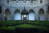 The Courtyard at the Parador Hostal De Los Reyes Catholics Photographic Print by Tino Soriano