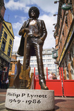 Statue of Phil Lynott in Grafton Street, Dublin Photographic Print by Chris Hill
