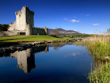 Ross Castle in Killarney, County Kerry Photographic Print by Chris Hill