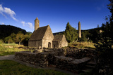 Glendalough in County Wicklow, Ireland Photographic Print by Chris Hill