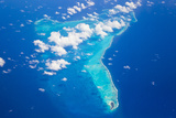 Small Islands in the Caribean on the South Side of Cuba Photographic Print by Mike Theiss