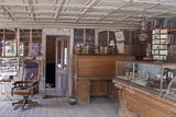 An Old Store Remains Intact in a Ghost Town Photographic Print by Gordon Wiltsie