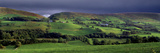 A Stormy Sky over the Glenelly Valley in the Sperrin Mountains, County Tyrone Photographic Print by Chris Hill