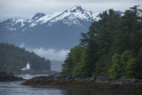 Sitka Harbor, Inside Passage, Alaska Photographic Print by Michael Melford