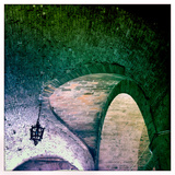 Arched Ceilings over a Walkway in Todi, Umbria, Italy Photographic Print by Skip Brown