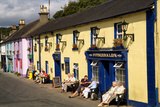 Fitzgeralds Pub in Avoca, County Wicklow, Ireland Photographic Print by Chris Hill