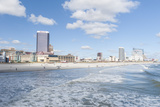 Atlantic City Beach Photographic Print by Jeff Mauritzen