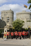The Order of the Garter Ceremony at Windsor Palace Photographic Print by Jim Richardson