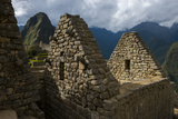 Ancient Inca Masonry at Machu Picchu Photographic Print by Diane Cook Len Jenshel