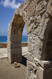 Ruins at Ancient Kourion Near Lemesos, Cyprus Photographic Print by Scott S. Warren