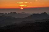 Sunrise at Mt. Sinai Photographic Print by Karen Kasmauski