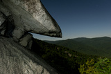 Old Rag under a Starry Sky Photographic Print by Jeff Mauritzen