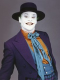Batman by Tim Burton with Jack Nicholson (Jocker), 1989 Photographic Print