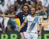 2014 MLS Cup Final: Dec 7, New England Revolution vs LA Galaxy - Jermaine Jones, Landon Donovan Photo by Kyle Terada
