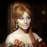 Fearless Vampire Killers or Pardon Me Your Teeth are in My Neck. Roman Polanski, Sharon Tate, 1967 Prints