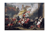 The Death of Major Peirson, 6 January 1781 Giclee Print by John Singleton Copley