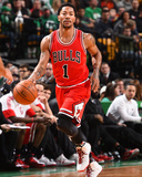 Chicago Bulls v Boston Celtics Photo af Brian Babineau