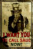 Uncle Saul Now 2 Panneaux et Plaques