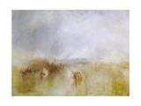 The Arrival of Louis-Philippe at the Royal Clarence Yard, Gosport, 8 October 1844 Giclee Print by Joseph Mallord William Turner