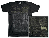 Behemoth - Lvcifer (Black) T-shirts