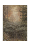 Dew-Drenched Furze Giclee Print by John Everett Millais