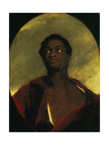 Head of a Man (Ira Frederick Aldridge) Giclee Print by John Simpson
