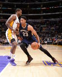 New Orleans Pelicans v Los Angeles Lakers Photo by Andrew D Bernstein