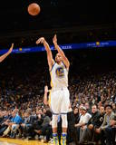 Utah Jazz v Golden State Warriors Foto von Noah Graham