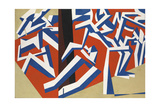 The Mud Bath Giclee Print by David Bomberg