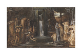 Fountain of Youth Giclee Print by Sir Edward Coley Burne-Jones