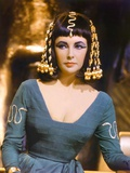 Cleopatra by Joseph L. Mankiewicz with Elizabeth Taylor, 1963 Photographie