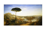 Childe Harold's Pilgrimage - Italy Giclee Print by Joseph Mallord William Turner