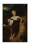 Lady Georgiana Fane Giclee Print by Thomas Lawrence