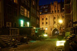 Old Town in Gdansk, Poland Photographic Print by  ZoomTeam