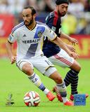 Landon Donovan 2014 MLS Cup Final Action Photo
