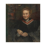 Dame Millicent Fawcett Giclee Print by Joseph Mallord William Turner