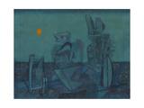 No Man's Land Giclee Print by Robert Bevan