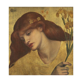 Sancta Lilias Giclee Print by William Holman Hunt