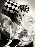 Dolly Haas (1910-1994) Dutch Actress C. 1935 Foto
