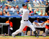 Chase Headley 2014 Action Photo