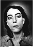 Patti Smith – Amsterdam 1976 Poster