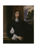 Portrait of Sir William Killigrew Giclee Print by Sir Anthony van Dyck