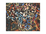 In the Hold Giclee Print by David Bomberg