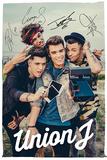 Union J - Selfie Posters