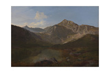 In Snowdonia Giclee Print by Sidney Richard Percy