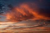 Sunset over Tahiti Photographic Print by Karen Kasmauski
